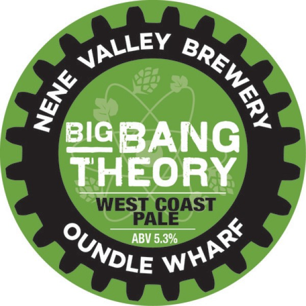 Big Bang Theory Pale Ale - Nene Valley Brewery - Thirst Bourne