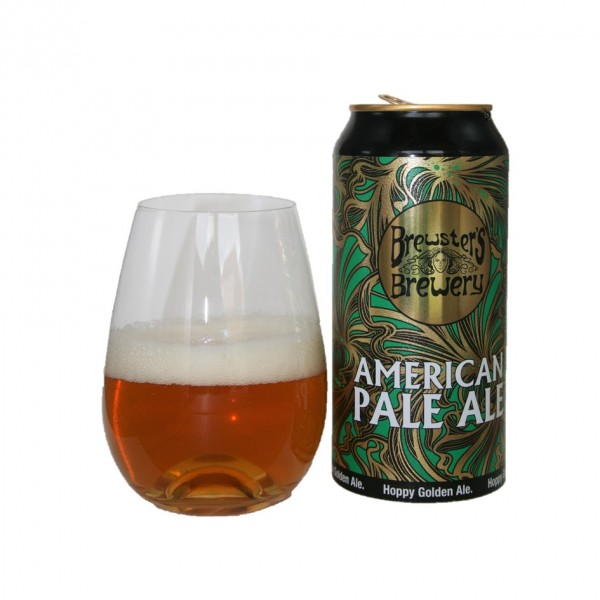 Brewsters American Pale Ale Open