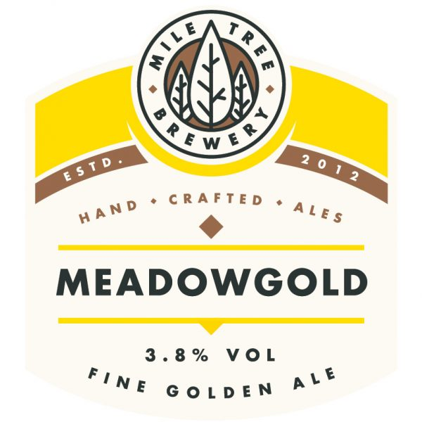 Meadowgold Fine Golden Ale - Mile Tree Brewery - Thirst Bourne