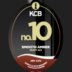 No 10 Craft Ale - KCB - Kings Cliffe Brewery - Thirst Bourne